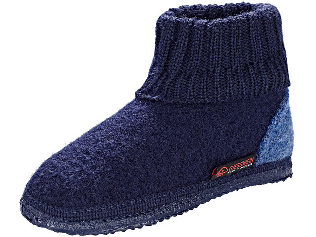 Giesswein Kids Kramsach High Slippers Ocean